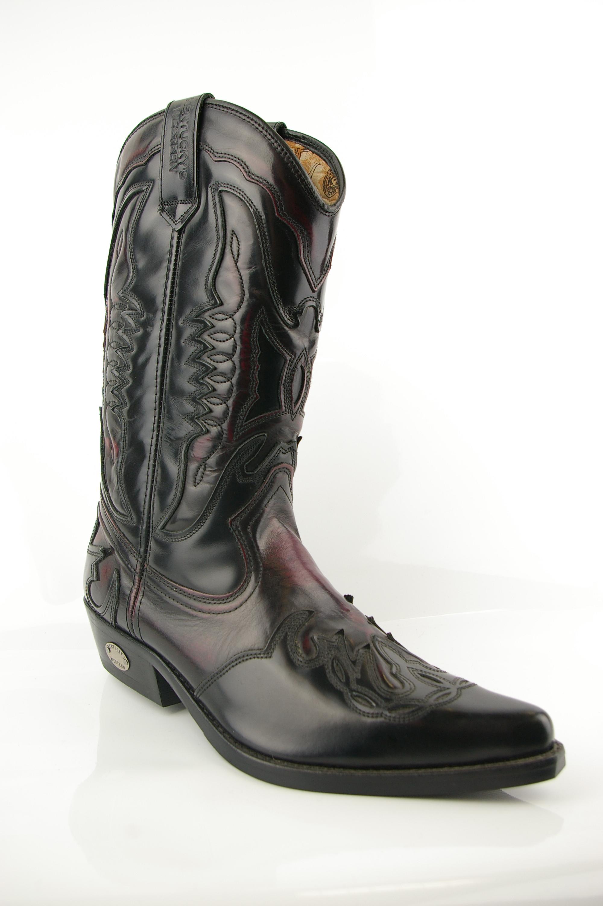 ffedea74a Westernové boty pánské vysoké KENTUCKY JOE WESTERN | Módní boty ...